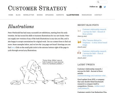 Customer Strategy – page