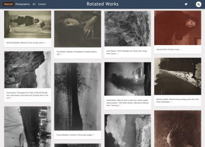 @rotatedworks: page overview